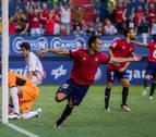 El gol de Osasuna que no pudo ser