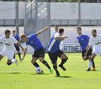 El Peña Sport-Mirandés, de Copa del Rey, se jugará el miércoles a las 19 horas