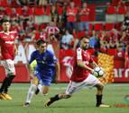 Un gol de Caballero da la victoria al Almería
