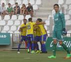 El Cádiz despertó al Córdoba de su brillante pretemporada