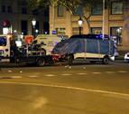Los terroristas de Cataluña hicieron un rápido viaje a París