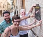 La música de once cantautores riberos sonará el viernes en Tudela