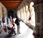 Tudela, punto de encuentro para turistas