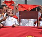 Un chupinazo taurino dio comienzo a la semana festiva en Mendavia