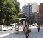 Cuatro paradas en Navas de Tolosa para acercar villavesas al centro de Pamplona