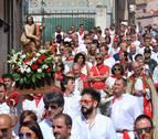 San Juan luce en el día grande de Mendavia