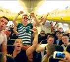 Campaña de Ryanair para no tener que aguantar a viajeros borrachos