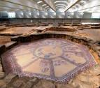La villa romana de Arellano, un lugar de culto