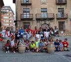 Corella premia a su asociación de jubilados en la Fiesta de la Vendimia