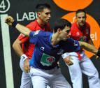 Altuna-Rezusta, pareja a batir en el II Masters Codere en el Navarra Arena