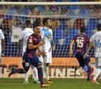 El Huesca se impone con claridad a un flojo Lorca