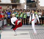 Etxeberria suma su tercer triunfo consecutivo en la Vuelta al Pantano de Eugi