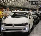 VW-Navarra prevé incorporar a 450 eventuales más hasta final de año