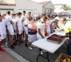 Los almuerzos más festivos en Ribaforada
