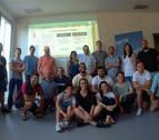 Alumnos de 3 países testan en Tudela un videojuego de simulación clínica