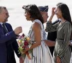 Michelle Obama visita Mallorca por vacaciones