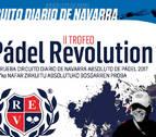El II Trofeo Padel Revolution comenzará este viernes
