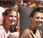 La incansable búsqueda de Eva Casado por encontrar a su doble en la Tomatina