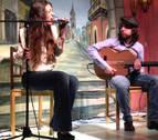 Concierto de Sandra Carrasco en Civican