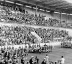 Los estadios de Osasuna, iconos de la historia del club