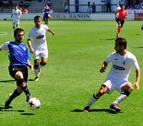 La Peña Sport cae eliminada de la Copa del Rey a manos del Mirandés