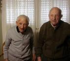 Un chupinazo 'centenario' en Ablitas