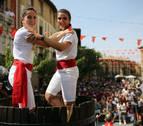 Olite celebra entre hoy y el domingo la XXVII fiesta de la vendimia navarra
