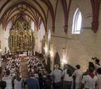Lumbier hace honor a su patrón San Ramón en su día más gigante