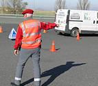 Campaña para controlar las condiciones de los vehículos que circulan por Navarra