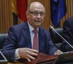 La Generalitat no ha gastado recursos públicos en el referéndum, según Montoro