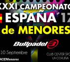 Navarra contará con 41 representantes en el Campeonato de España de Menores