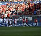 Horario y dónde ver el Huesca-Osasuna