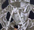 Banksy se hace de rogar en Ferrol