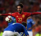 Casi 10 millones de espectadores siguieron el partido España-Italia en La 1
