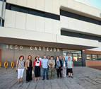 Tudela y Castejón presentan sus nuevas dotaciones educativas