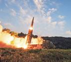 Seúl responde con maniobras con fuego real al test nuclear norcoreano