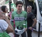 Caja Rural, esperanzada tras la crono de Rosón en la Vuelta  a España