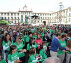 La segunda marcha contra el cáncer de Tudela abre su abanico al 'running'