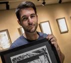 """Ernest Sala, autor del cómic 'El guardián invisible': """"Nunca he desechado un dibujo"""""""