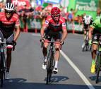 Armée estrena su palmarés, Froome refuerza el liderato y Contador sigue al alza