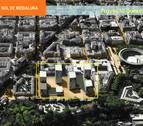 Tres constructoras navarras pujan por el proyecto de Salesianos en Pamplona