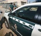 Detenidos por disparar a la Guardia Civil cuando les notificaban una denuncia