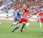 El argentino Tino Costa da la victoria al Almería en últimos compases