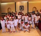 Los pequeños protagonizan la jornada en Cintruénigo