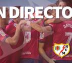 Así les hemos contado la victoria de Osasuna en Vallecas