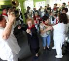 Cintruénigo homenajea a sus mayores con un día de fiesta