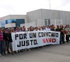 """Huelga de la plantilla de Nano Tudela en demanda de """"un convenio justo"""""""