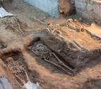 La excavación en la iglesia de San Nicolás de Tudela continuará hasta 2019
