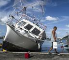'Irma' se debilita a depresión tropical en su avance por el sureste de Estados Unidos