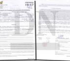 El contrato que firmó Álvaro con Osasuna